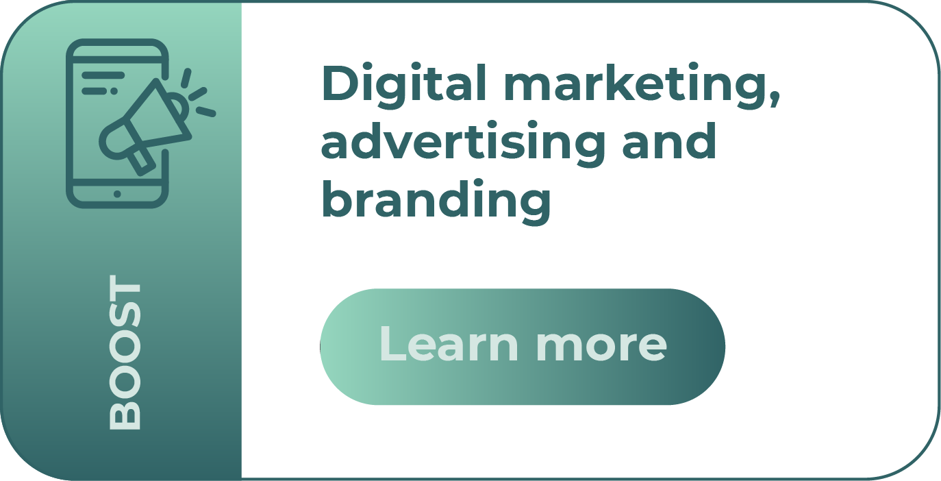 Digital marketing, advertising and branding